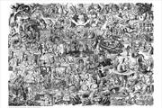 Alice In Wonderland Collage | Merchandise