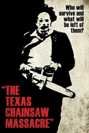 Texas Chainsaw - Silhouette