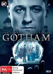 Gotham - Season 3 | DVD