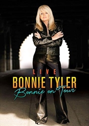 Live: Bonnie On Tour   DVD