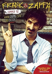Summer 82 - When Zappa Came To Sicily | Blu-ray