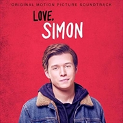 Love Simon | CD