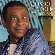 Africa Rekk - Reissue | CD