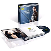 Accardo Plays Paganini – The Complete Recordings | Blu-ray/CD
