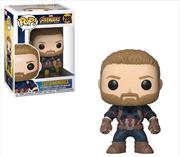 Avengers 3: Infinity War - Captain America Pop! Vinyl | Pop Vinyl