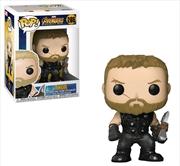 Avengers 3: Infinity War - Thor Pop! Vinyl