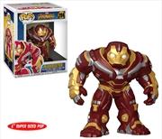 "Avengers 3: Infinity War - Hulkbuster 6"" Pop! Vinyl | Pop Vinyl"