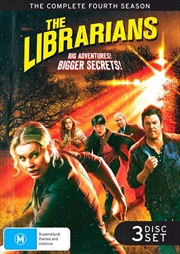 Librarians - Season 4, The