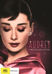 Audrey Hepburn | 4 Pack - Timeless Collection + Bonus Disc