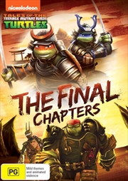 Teenage Mutant Ninja Turtles - The Final Chapters | DVD