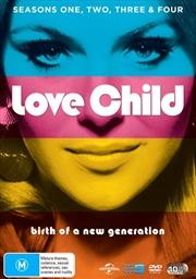 Love Child - Season 1-4 | Boxset