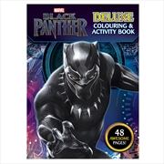 Marvel Black Panther - Deluxe Colouring Book