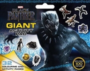 Marvel Black Panther - Giant Activity Carry Pad