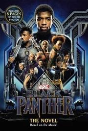 Marvel Black Panther: Movie Novel | Paperback Book