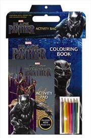 Black Panther - Activity Bag