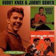 Buddy Knox And Jimmy Bowen    CD
