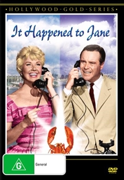It Happened To Jane | DVD