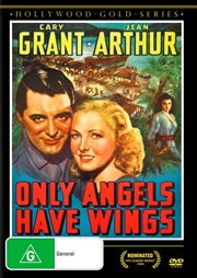 Only Angels Have Wings | DVD