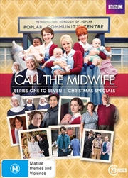 Call The Midwife - Series 1-7 | Boxset