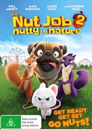 Nut Job 2 - Nutty By Nature, The | DVD