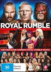 WWE - Royal Rumble 2018 | DVD