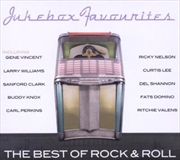 Jukebox Favourites- Best Of Rock'n'roll | CD