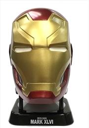 Iron Man MK46 Helmet Bluetooth Mini Speaker