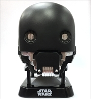 Rogue One K-2SO Helmet Bluetooth Mini Speaker | Accessories
