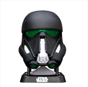 Death Trooper Helmet Bluetooth Mini Speaker