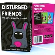 Disturbed Friends | Merchandise