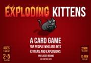 Exploding Kittens | Merchandise