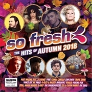 So Fresh - Hits Of Autumn 2018 | CD