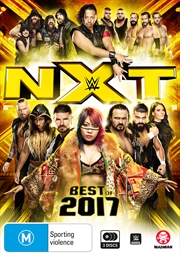 WWE - Best Of NXT 2017