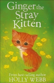 Ginger The Stray Kitten | Audio Book