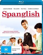 Spanglish   Blu-ray