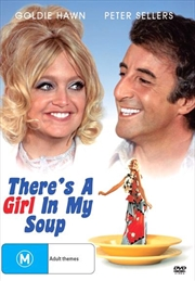 There's A Girl In My Soup | DVD