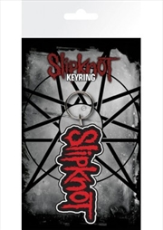 Slipknot Logo Keyring