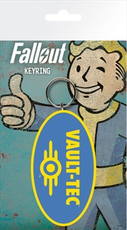 Vault Tec Keyring | Accessories