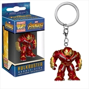 Avengers 3: Infinity War - Hulkbuster Pocket Pop! Keychain | Accessories