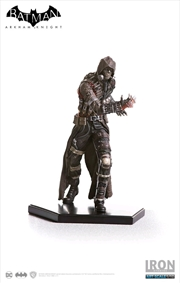 Batman: Arkham Knight - Scarecrow 1:10 Statue