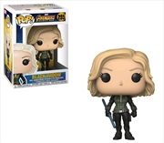 Avengers 3: Infinity War - Black Widow Pop! Vinyl