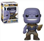 Avengers 3: Infinity War - Thanos Pop! Vinyl | Pop Vinyl