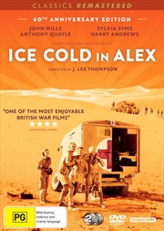 Ice Cold In Alex | DVD