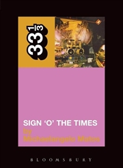 Princes Sign O The Times | Paperback Book
