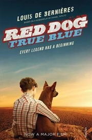 Red Dog: True Blue | Paperback Book