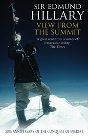 View From The Summit | Paperback Book