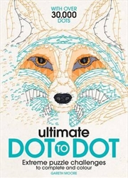 Ultimate Dot-to-Dot | Paperback Book