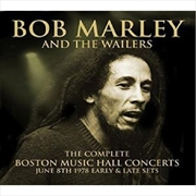 Live - Boston Musical Hall