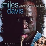 Live At The Chicago Jazz Festival | Vinyl