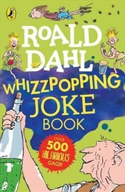 Roald Dahl: Whizzpopping Joke | Paperback Book